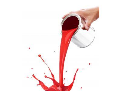 Храним краску в металлической таре!